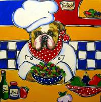 Bulldog Chef