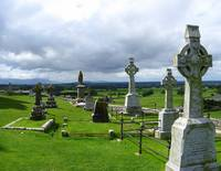 Rock of Cashel Cemetery