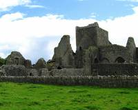 Ruins Near the Rock of Cashel