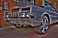 Lincoln Continental HDR