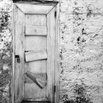 """Old door_b/w"" by zephyr807"