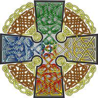 Celtic Cross Elemental