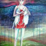 """""""ANGELS OF ZODIAC. ARIES, THE RAM"""" by nesis"""