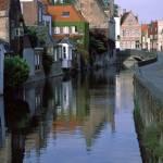 """""""Bruges Canal 2002"""" by PriscillaTurner"""