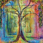 """Spirit Tree"" by judithshaw"