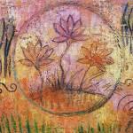 """A Lotus Dream"" by judithshaw"