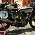 """Norton vintage motorcycle racer :: eu-moto 5915"" by eu-moto"