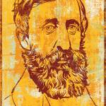 """Henry David Thoreau"" by libertymaniacs"