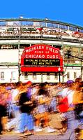 wrigley field - home of chicago cubs