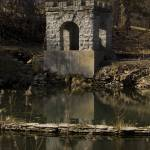 """""""Coldwater Monument Reflected"""" by janesprints"""