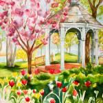 """""""Spring Medley"""" by clovia"""