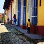 """Street in Trinidad, Cuba"" by DanK"