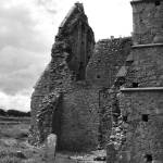 """Ruins in Monochrome"" by markdowdell"