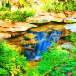 """Arboretum Landscape 0880"" by rayjacque"