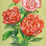 """""""Roses Are Red"""" by clovia"""