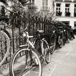 """Paris Bicycles"" by jennyarnez"