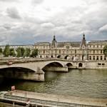 """A Bridge in Paris"" by jennyarnez"