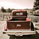 """""""Old Ford Truck"""" by jennyarnez"""