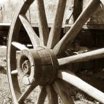 """Wagon Wheel II"" by toddblanchard"