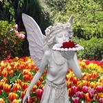 """Astral Fairy Garden"" by petersart"