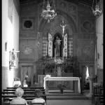 """Bolgheri - Chiesa di San Jacopo e Cristoforo"" by AlGrega"
