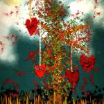 """""""The Tree of Hearts"""" by RCdeWinter"""