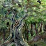 """""""The Om Tree"""" by FTMcKinstry"""