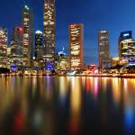 """Singapore River"" by hockhow"