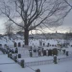 """North Cemetery, Portsmouth NH"" by souloyster"