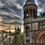 """Princeton University Buildings"" by zbtwells"