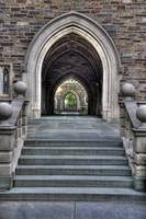 Princeton Arches HDR