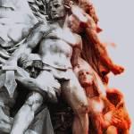 """""""Arc De Triomphe   0465 Edit #2"""" by BarbaraLin"""