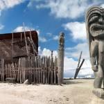 """""""Tiki Gods of Hawaii"""" by zmenow"""