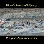 """Prospect Park Quarry w/TXT 1"" by budvg"