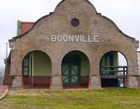 Boonville Train Depot