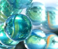 Abstract Marbles