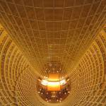 """Grand Hyatt Atrium - Jin Mao Tower"" by JesseVarner"