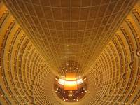 Grand Hyatt Atrium - Jin Mao Tower