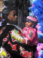 New Orleans, mardi gras indians 2010 036