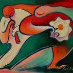"""""""tambor y flauta"""" by delabarra"""