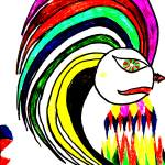 """Indian Snowman"" by MPMPatrick"