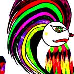 """Indian Snowman #2"" by MPMPatrick"