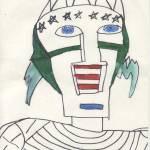 """Robot Warrior"" by MPMPatrick"