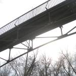 """footbridge"" by phototed"