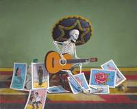 Day of the Dead, or, Dia de Los Muertos