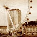 """London Eye"" by Julietart"