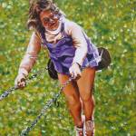 """""""Swinging"""" by LeeHubenthal"""