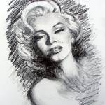"""Marylin Monroe"" by Masako"