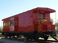 Tomball Caboose