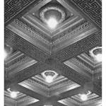 """old courthouse ceiling"" by TamIshArt"
